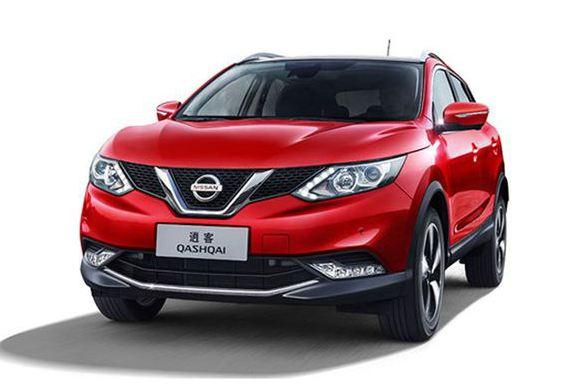 日产新款逍客上市 售13.98-18.98万元 增智享版车型