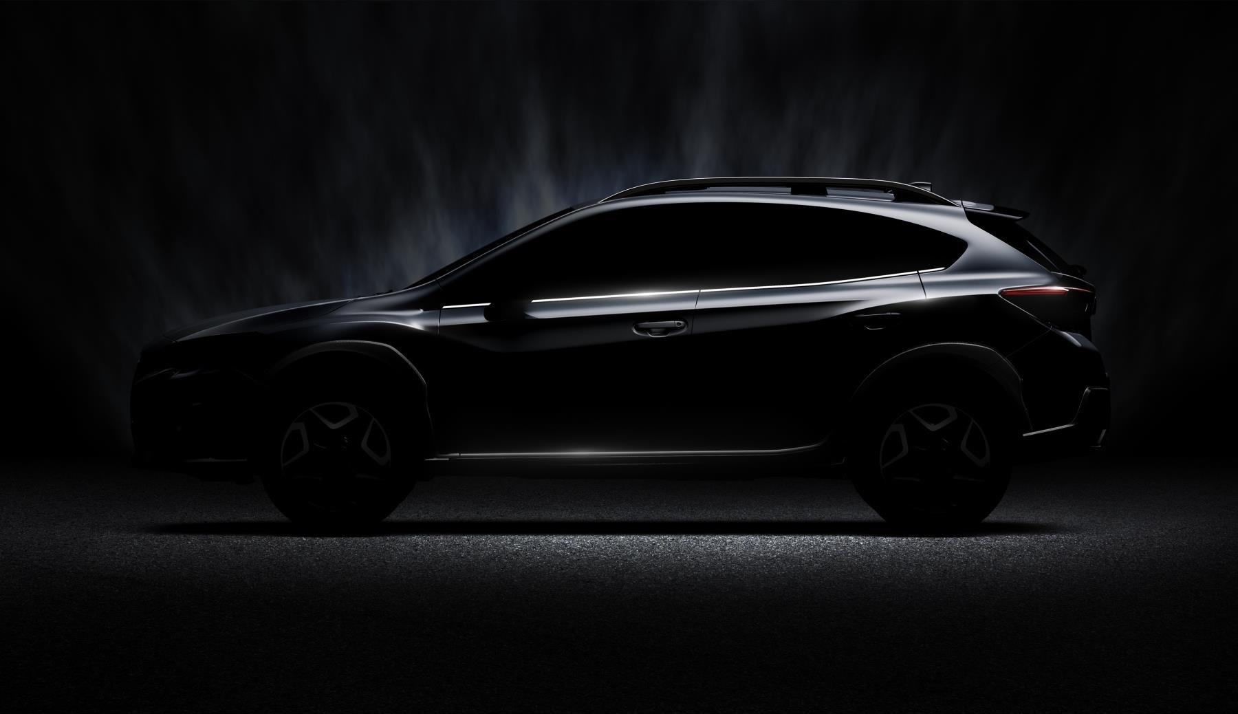 斯巴鲁将2018年推出旗下混动车型/纯电动汽车2021年亮相