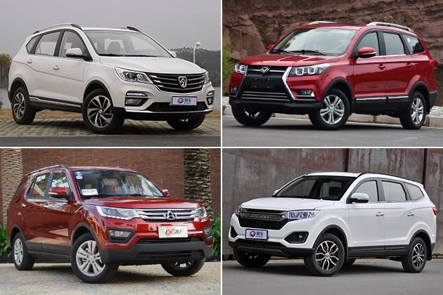 价格不贵还能干粗活 有哪些SUV车型可以入围?