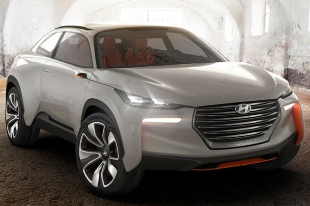 现代将于2018年推出Kona纯电动版 续航里程350公里