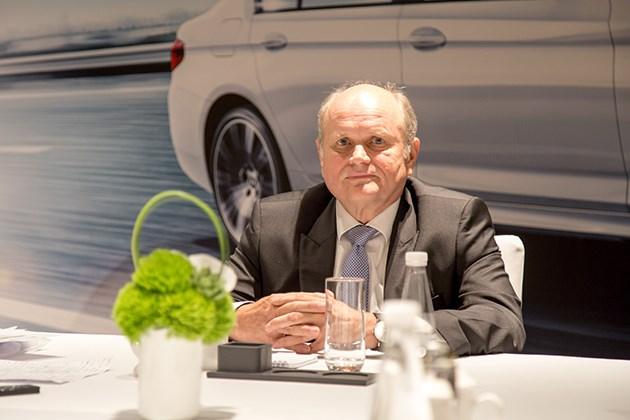 宝马5系项目负责人:标轴版/新能源车将陆续推出