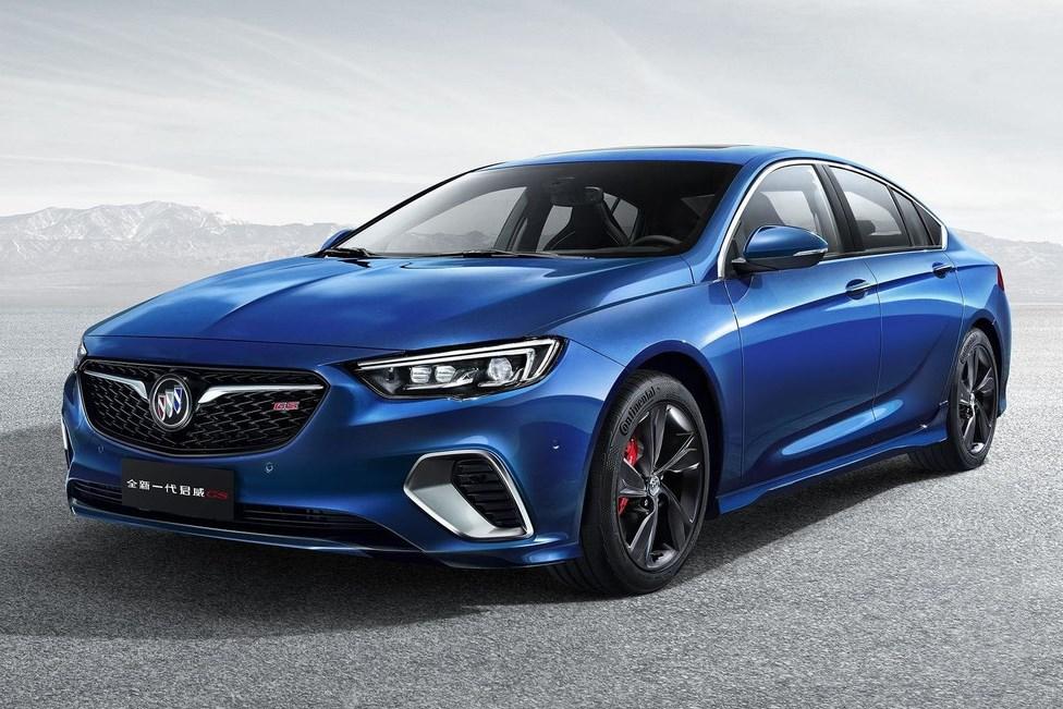 别克全新君威GS发布 国产换装2.0T发动机
