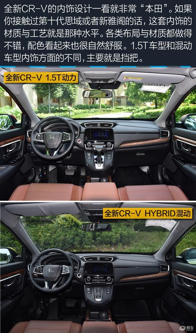 较高的坐姿也是大部分网友喜欢选择SUV的原因,我同事身高1.84米试驾过程中就对新一代CR-V的空间表示满意,而且前排的视野挺开阔。