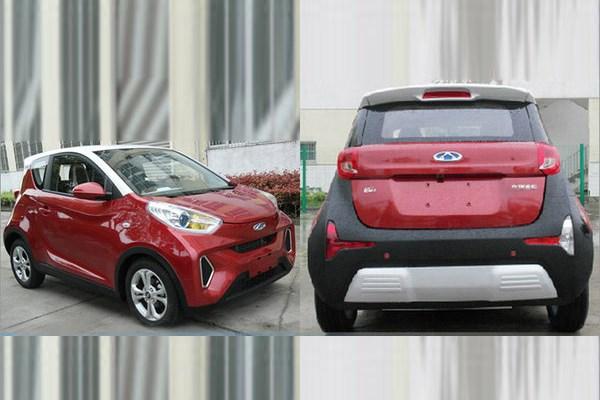 奇瑞小蚂蚁将推4座车型 补贴后或售7.98-9.98万元