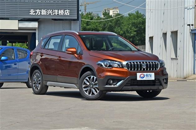 铃木骁途将于7月31日上市 7款车型/预售10-16.5万元