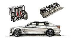 大炮评车 探秘多种发动机结构