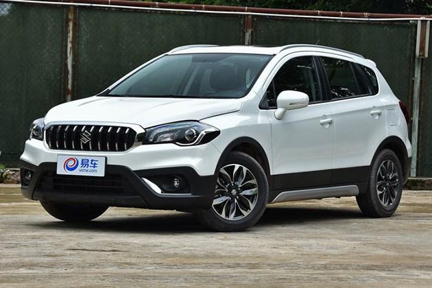 长安铃木骁途今晚重庆上市 定位小型SUV 配1.6L和1.4T发动机