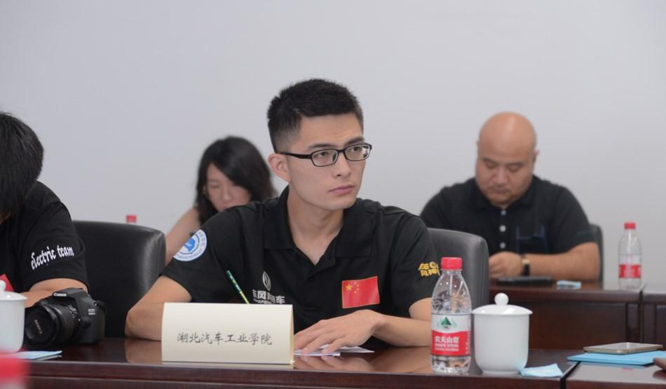 湖北汽车工业学院东风HUAT车队 走进江淮有感