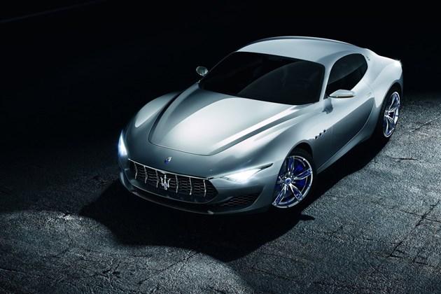 玛莎拉蒂将推行电动化战略 首款纯电车型或2020年面世
