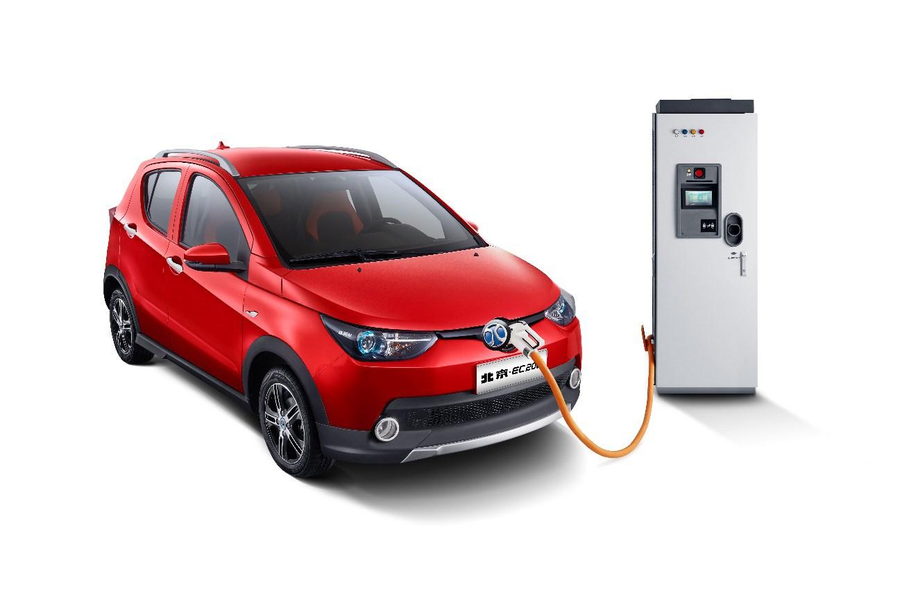 北汽新能源EC200上市 增快充/补贴后售5.68-6.28万元