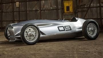 英菲尼迪Prototype 9赛车