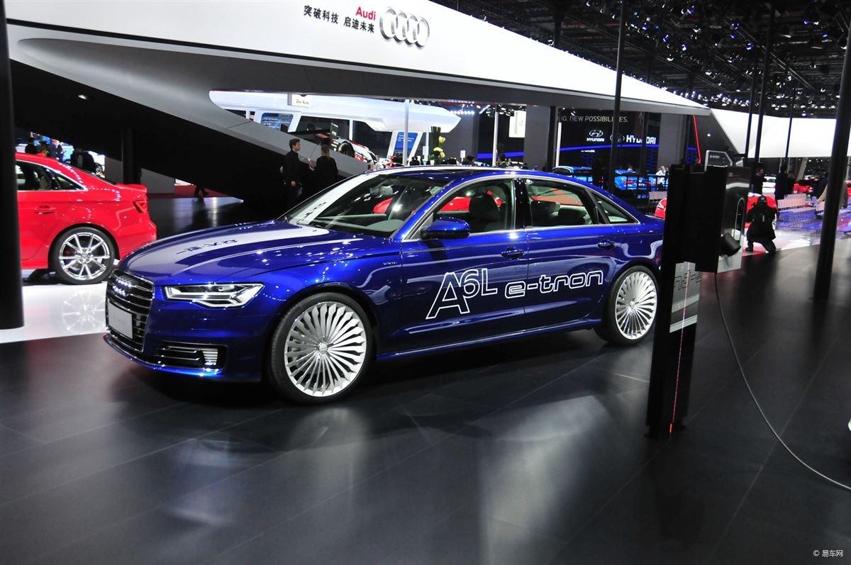 奥迪新款A6L 40 e-tron上市 售价53.98万元