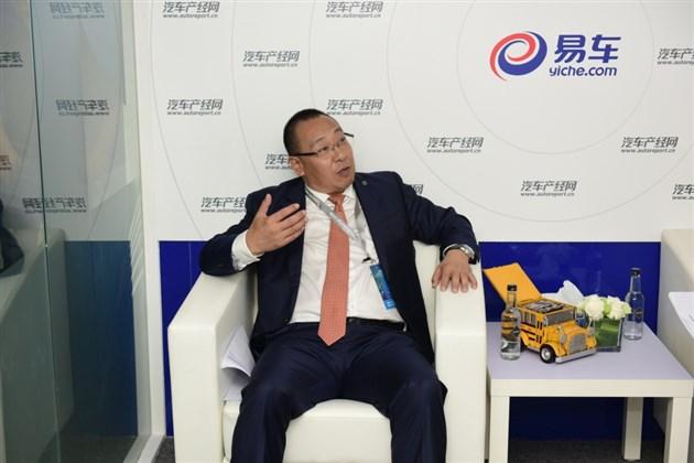 广汽Acura孙宇:2017年广汽Acura渠道规模将达80家