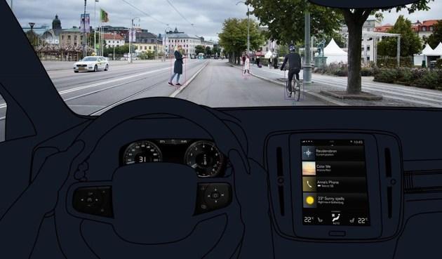 沃尔沃全新XC40预告图发布 或法兰克福车展首发