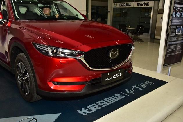 国产全新CX-5配置曝光 8款车型5个配置等级