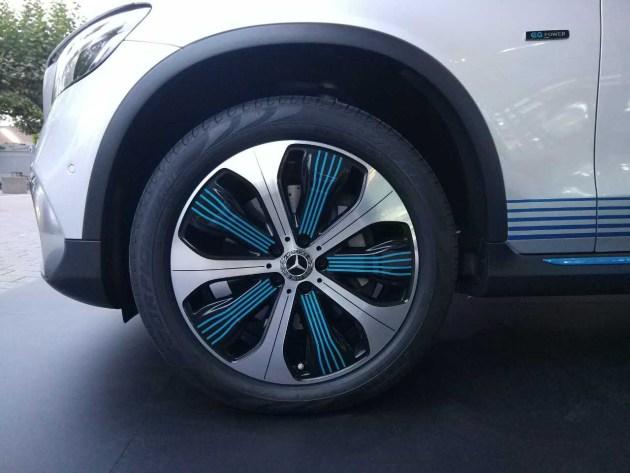 2017法兰克福车展:奔驰GLC F-Cell亮相/氢燃料动力