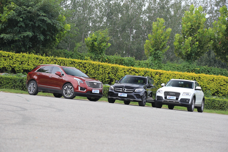50万元豪华SUV如何选?XT5/GLC/Q5对比试驾