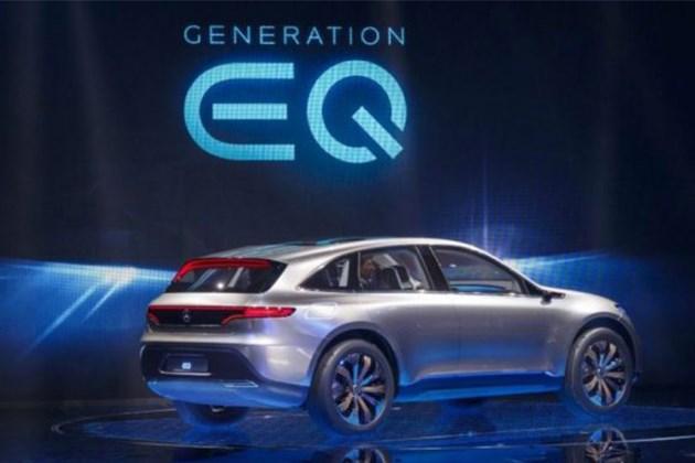 奔驰工厂将投产EQ系列电动SUV 2020年执行