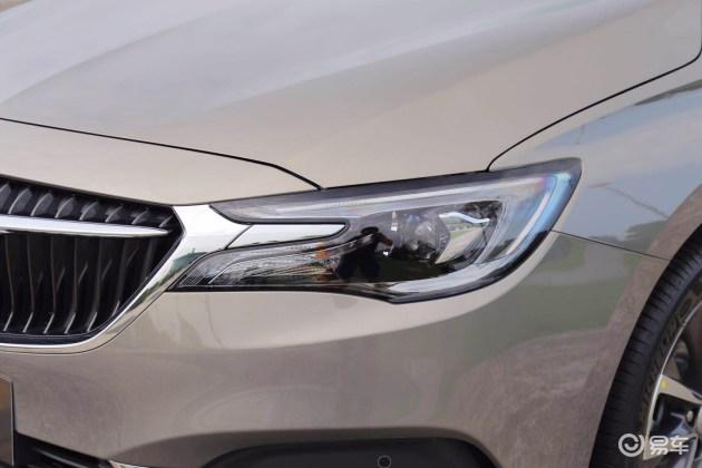 别克GL6正式亮相 搭1.3T发动机/11月上市