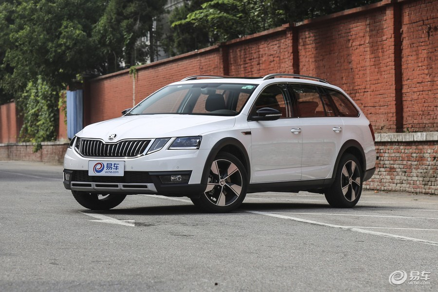 大话新车之明锐旅行车 轿车/SUV优势兼顾 有多大吸引力?