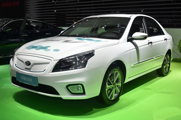 华骐300E正式上市 售19.88万元/续航265km