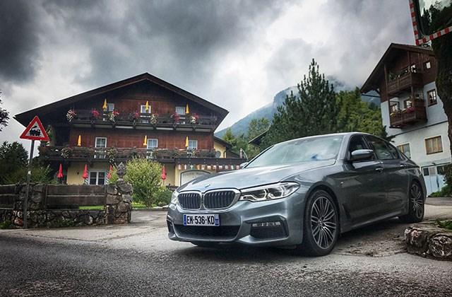 BMW 5系欧洲之旅(下)-开启童话之门