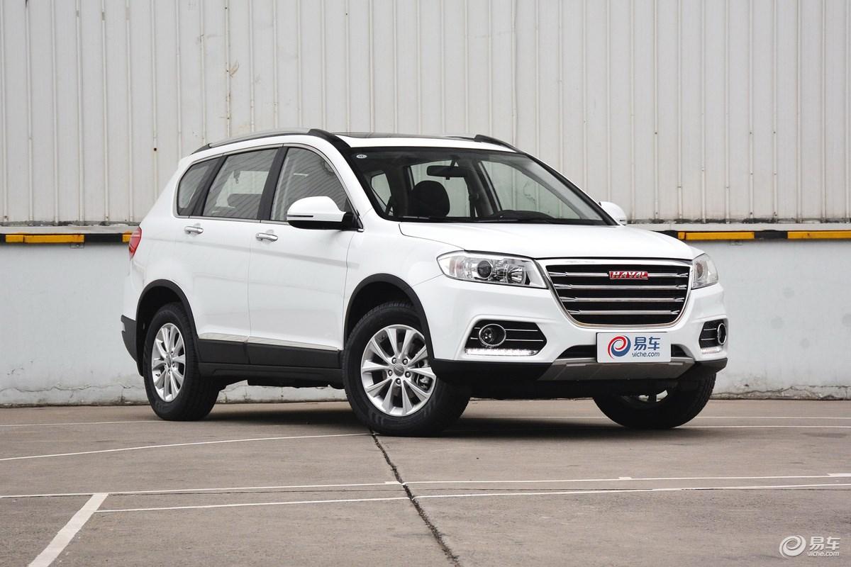 新款哈弗H6将于广州车展上市 换装全新1.5T发动机
