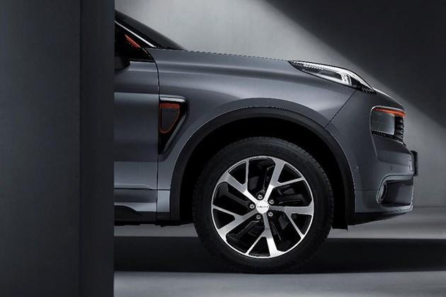 领克01时间限量版将亮相2017广州车展 专属灰色涂装