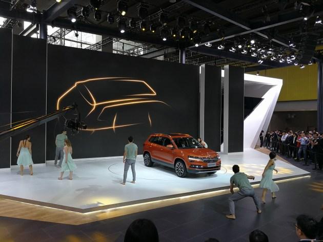 斯柯达公布新车计划 2018年再推2款全新SUV车型