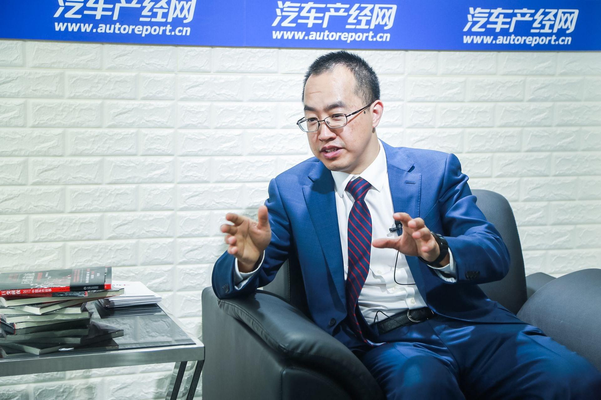 曹振宇:长安福特2025年全系产品实现电气化