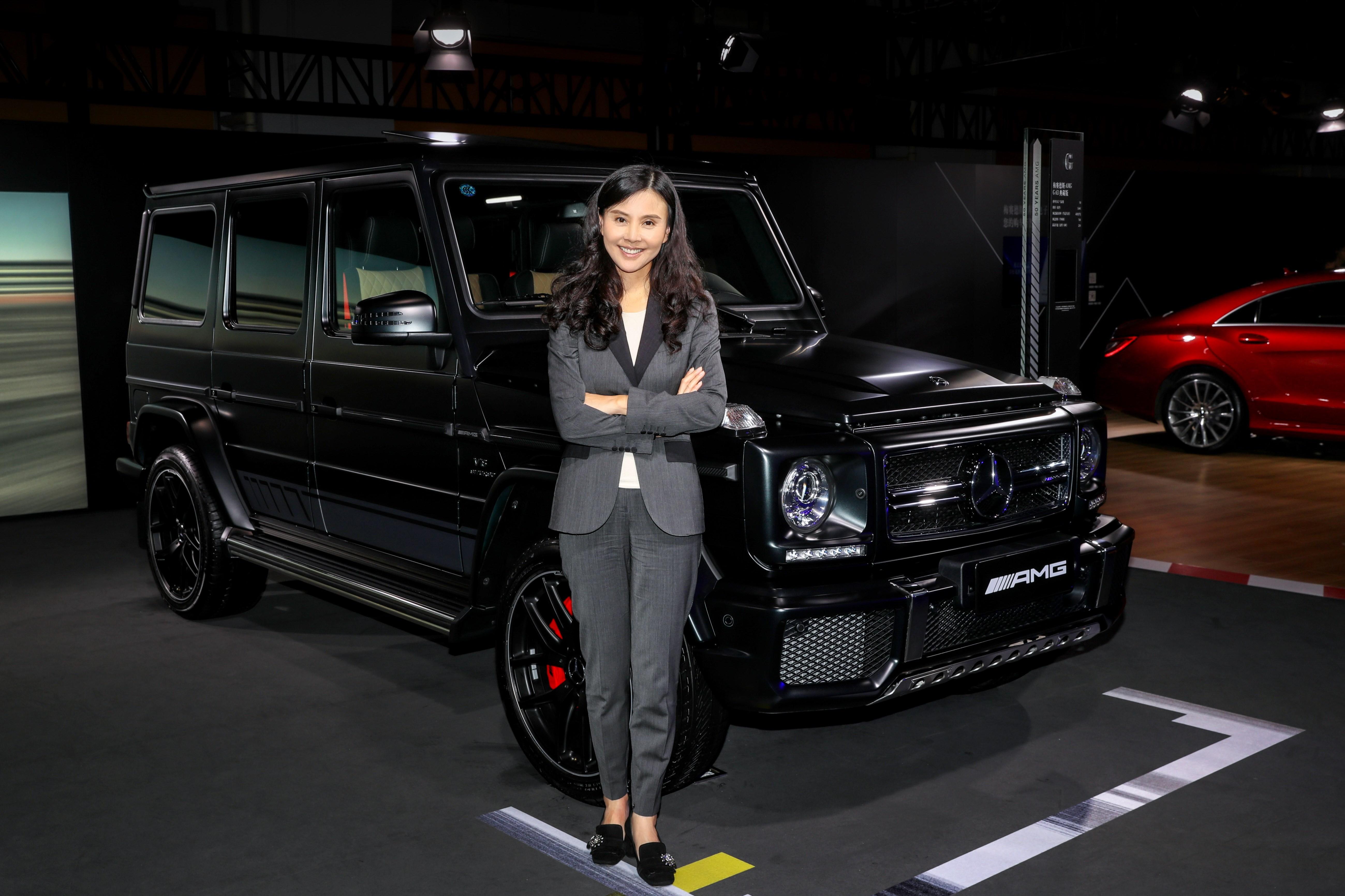 奔驰毛京波:AMG蓄势 V级车起航 smart做分享