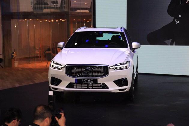 全新国产XC60详细预售价曝光 T4车型最低38万元起