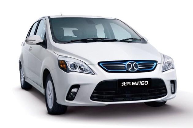 """北汽发布""""引领2025战略"""":新能源车份额要做到全国第一"""