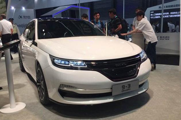 萨博93用新品牌复出 2018年将量产电动车