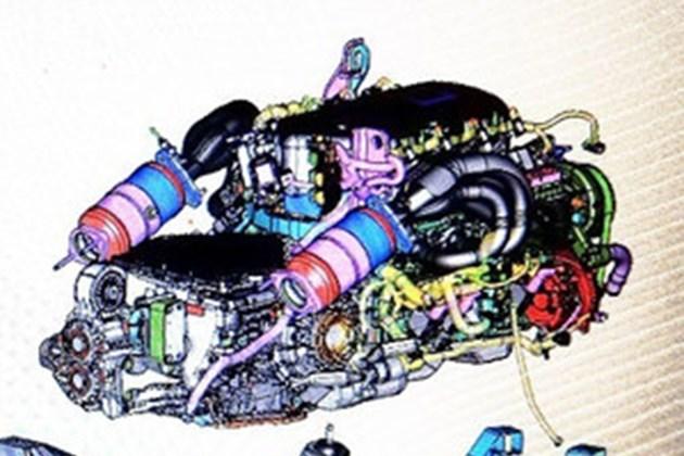 雪佛兰科尔维特C8设计图曝光 动力部分大幅升级