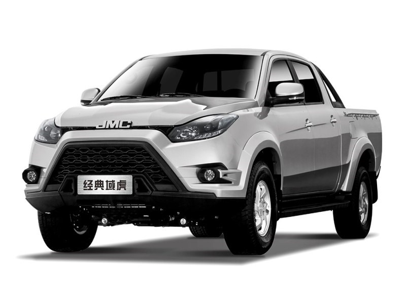 江铃经典域虎正式上市 售9.98-13.08万/推8款车型