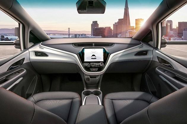通用公布最新自动驾驶技术 无需驾驶员/2019年应用