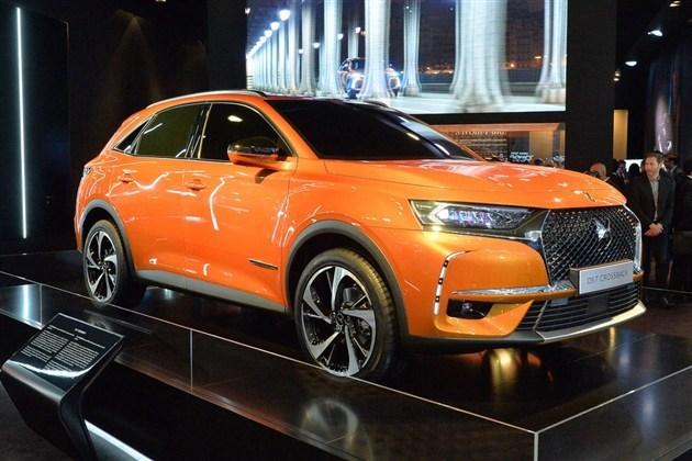 国产DS7搭配1.6T高低两种动力 北京车展上市