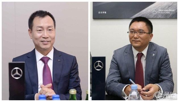 李宏鹏正式交棒 张焱任奔驰销售公司高级执行副总裁