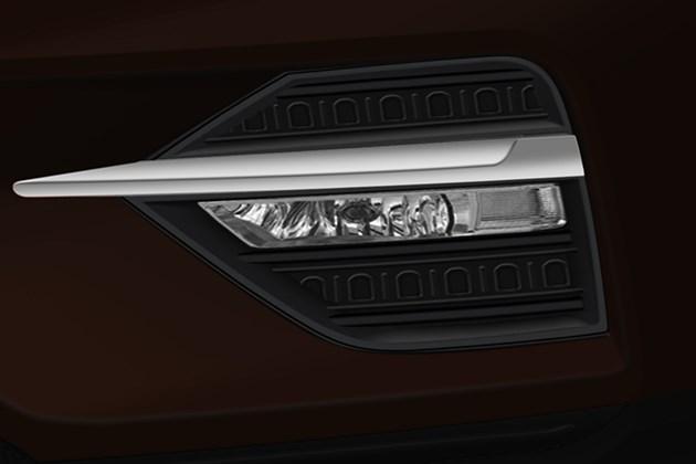 SWM斯威全新SUV预告图再次曝光 尾灯/雾灯造型犀利