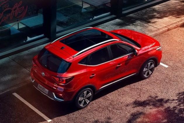 名爵ZS将推1.3T车型 2018下半年推全新紧凑级SUV