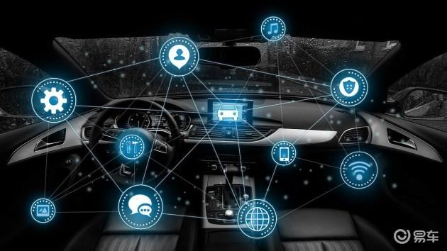互联网汽车简史:从大屏幕、语音交互到智能系统