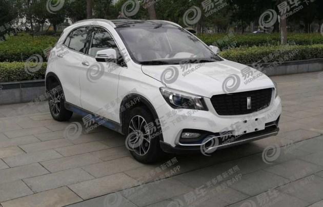 领途汽车部分新车计划曝光 先期推5款新车/主力车型售价5万元