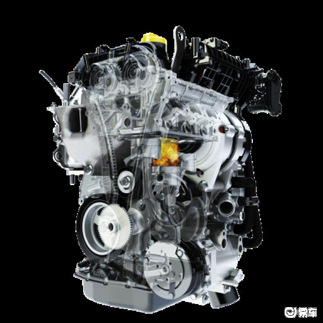 全新c10td发动机采用模块化,轻量化设计,结构紧凑,更小身材更低油耗图片