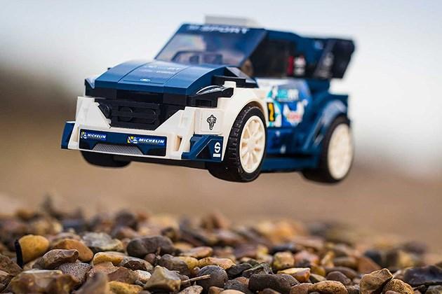 乐高先生如何一步步登上WRC的赛车舞台