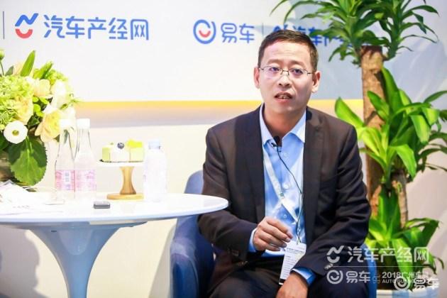刘景安:名爵ZS纯电动主战场在全球市场