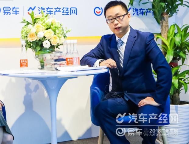 东风风神李威:去年便预见车市变化 用智能化迎接挑战