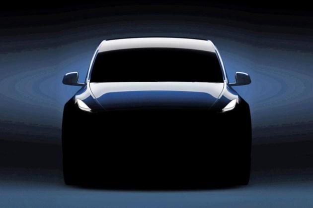 特斯拉Model Y疑似圖片曝光 傳價格將是26萬元起