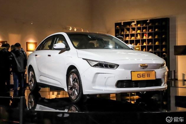 4月11日上市/或售15-17万元 吉利GE11定名几何A