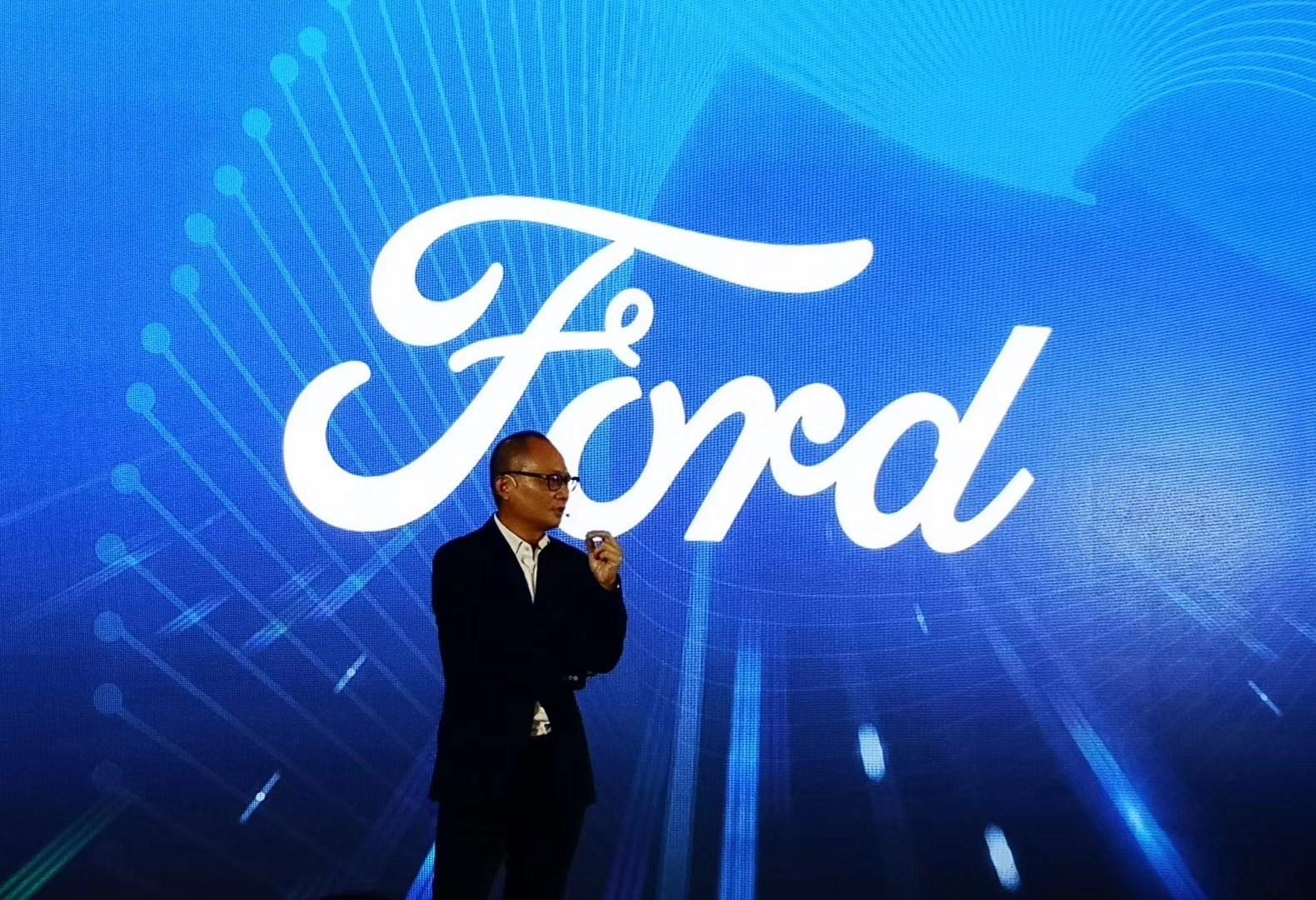 又见杨嵩 我们看到了福特的新气质和新希望 | 汽车产经